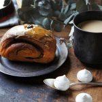コーヒーロールとAncient Pottery