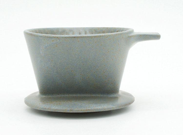 Ancient Pottery Gray Dripper - エイシェントポタリー グレー ドリッパー