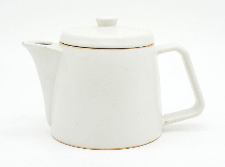 Ancient Pottery White Pot - エイシェントポタリー ホワイト ポット