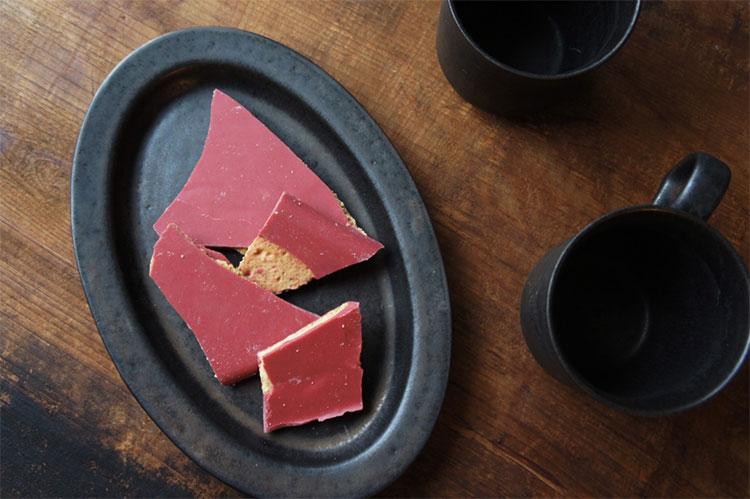 ショコラビスケットとAncient Pottery