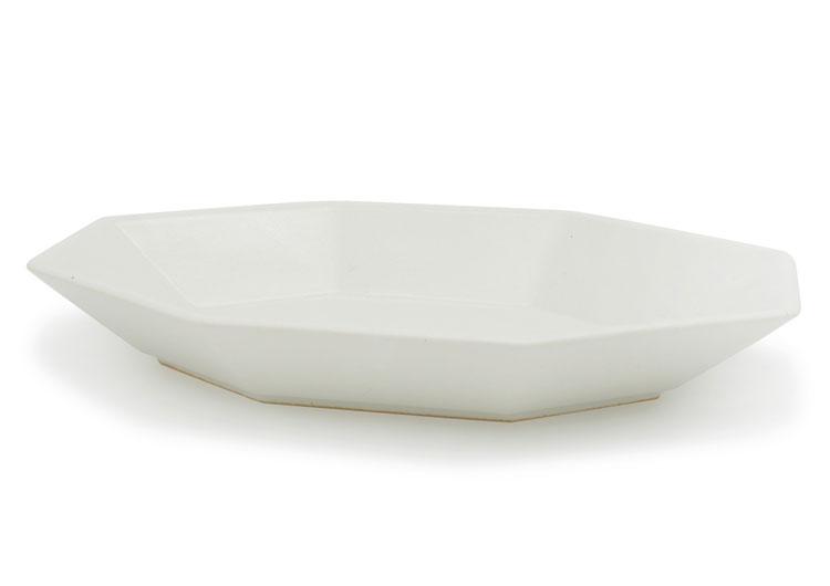 Ancient Pottery White Bowl L - エイシェントポタリー ホワイト ボウルL