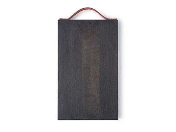 Bricks Cutting Board Black