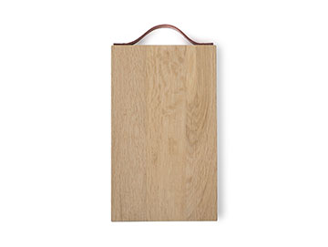 Bricks Cutting Board Natural