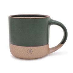 Bricks Mug Cup Green