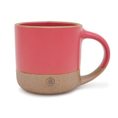 Bricks Mug Cup Red