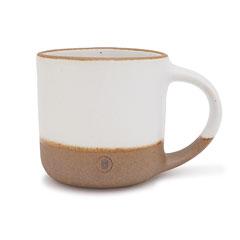 Bricks Mug Cup White