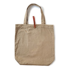 Bricks Tote Brown