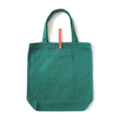 Bricks Tote Green