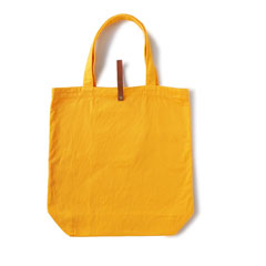 Bricks Tote Yellow