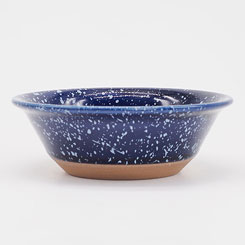 CHIPS bowl SPLASH CB002nw Navy-White