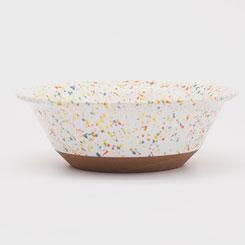 CHIPS bowl SPLASH CB002wo White-Orange
