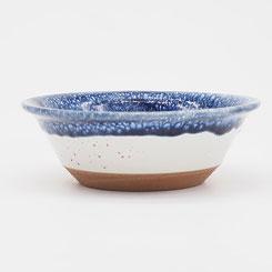 CHIPS bowl PREMIUM CB006 White-Navy Drop