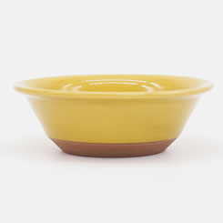 CHIPS bowl SOLID COLOR CB009 Mustard